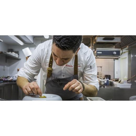 18/02-21 2 stjernet Michelin restaurant, POP-UP-33