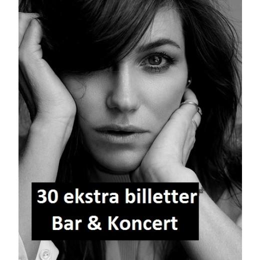 22/2-2019 Pernille Rosendahl Bar og Intimkoncert-32
