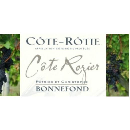 9/3-2019 Côte Rotie La Rozier, Bonnefond Smagning-31